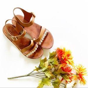 Marni | Crystal Embellished Sandal